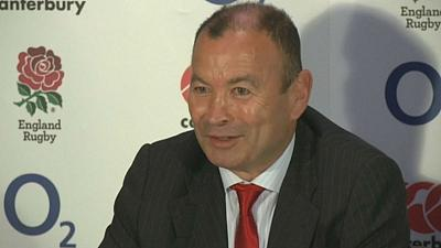 Rugby Union: Jones appointed England's first foreign head coach