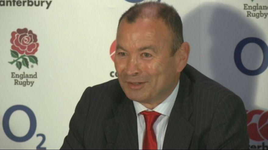 Râguebi: Eddie Jones é o novo treinador da seleção inglesa