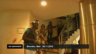 Bamako siege: Security forces storm the hotel