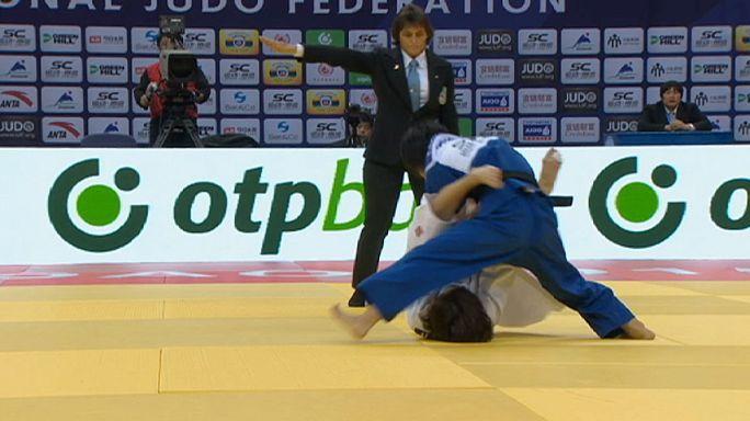 Judo: André Soares eliminado do Grande Prémio de Qingdao