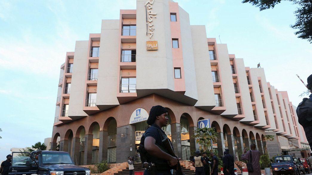 Mali: Dezenas de mortos num hotel de luxo em sequestro reivindicado por islamitas radicais