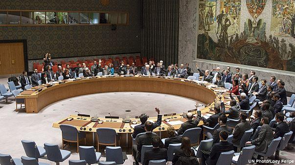 """Conselho de Segurança valida """"todas as medidas necessárias"""" contra EI"""