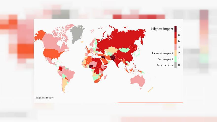 Terörden en çok Müslümanlar çekiyor