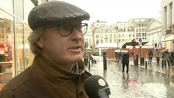 Belgio: la vita quotidiana dei cittadini malgrado l'allerta