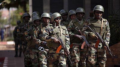 """Le président malien dénonce des """"barbares d'un autre temps"""""""