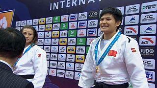 Visszatért Wang a csingtaó-i Cselgáncs Grand Prix-n