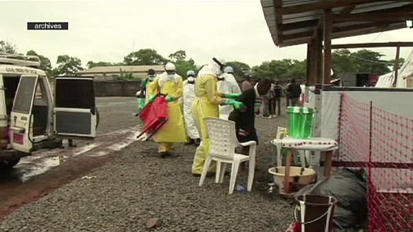 Újra fertőz az ebola Libériában