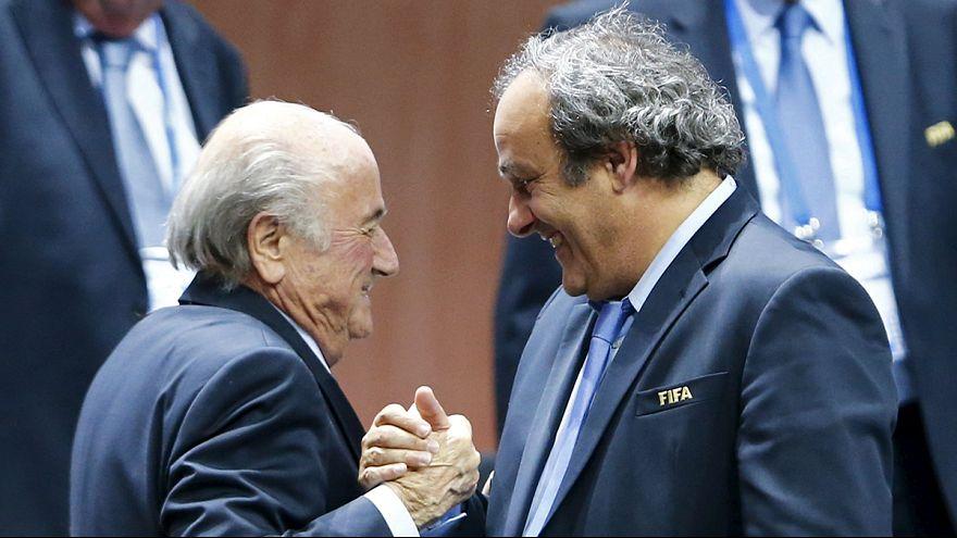 Szankciókat javasolt a FIFA Etikai Bizottsága Blatter és Platini ellen