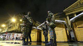 Máxima tensión en Bruselas: comercios y metro cerrados ante el riesgo de sufrir atentados