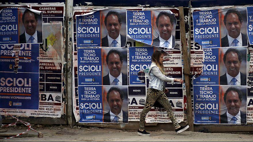Аргентина: второй тур выборов президента