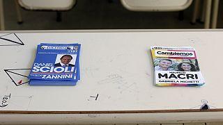Argentina elige presidente