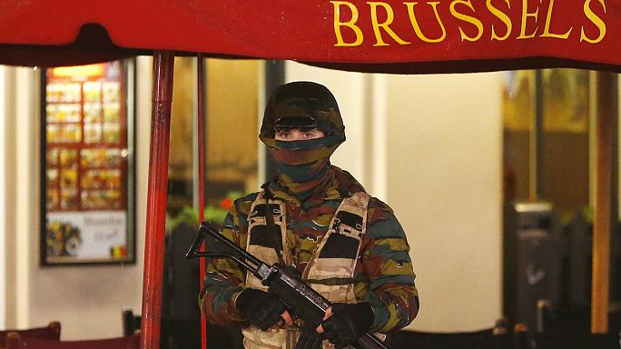 АТО в центре Брюсселя завершена: 16 человек задержаны
