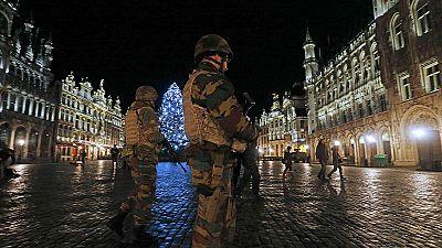 Terrorisme : troisième jour d'alerte maximale à Bruxelles