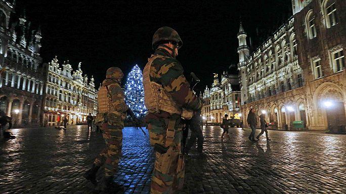 Максимальный уровень террористической угрозы в Брюсселе сохраняется