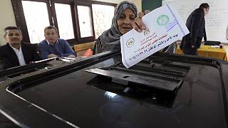 Egyptians vote in second round of parliamentary elections