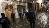Belgian police arrest 16 in Sunday night anti-terror raids