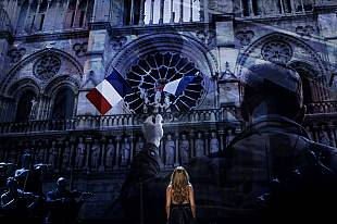 Celine Dion's tribute to Paris attack victims