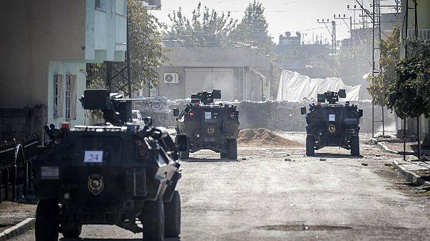 Nusaybin'de HDP'li vekillere polis müdahalesi