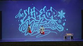 'Hip-Hop Nutcracker' Tchaikovsky meets urban street dance