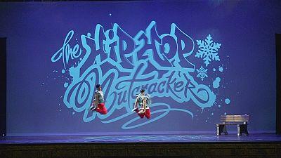'Hip-Hop Nutcracker' Tchaikovsky meets urban street dance