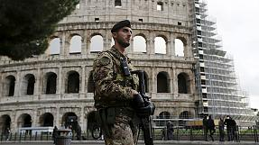 Security stepped up in Rome ahead of Catholic jubilee