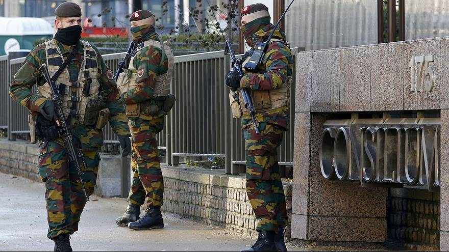 Brussels on third day of high security alert