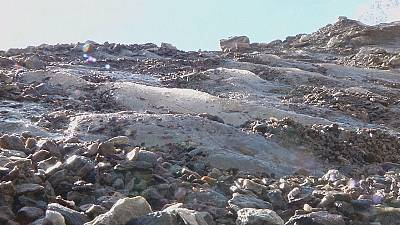 ناپدید شدن تدریجی یخچالهای طبیعی آلپ