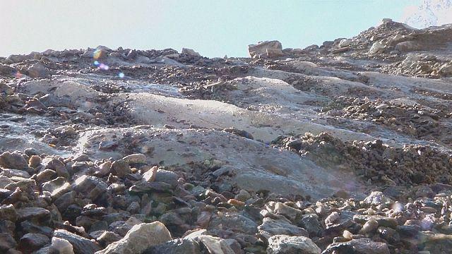 L'adieu aux glaciers alpins