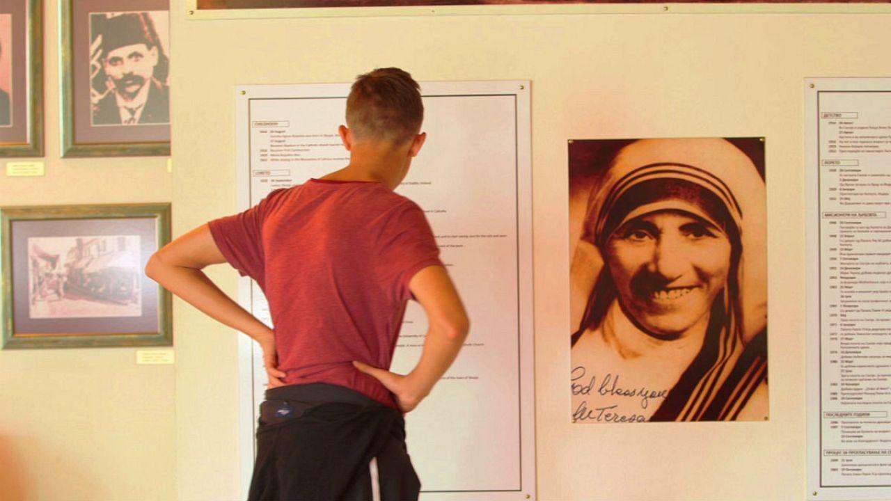 Skopje remembers Mother Teresa