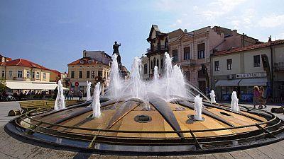 Bitola: from macchiatos to mosaics