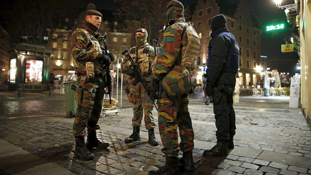 """Bruxelles militarizzata, per Institute of Economics and Peace """"L'Europa non è più un posto pacifico"""""""