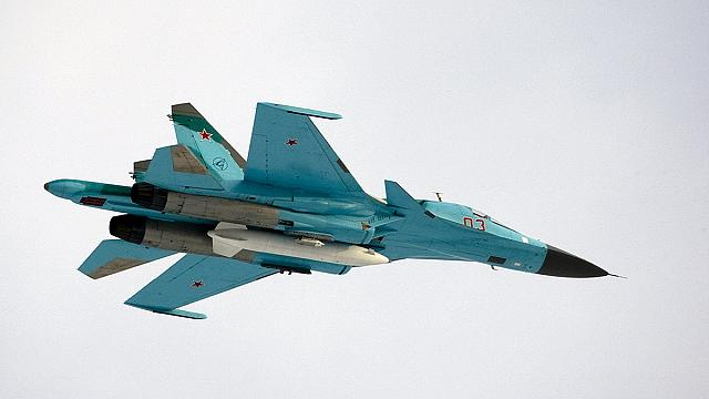 Russian jets strike at 472 terrorist targets in Syria