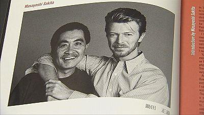 'Under Japanese influence' Sukita's Bowie photos on show