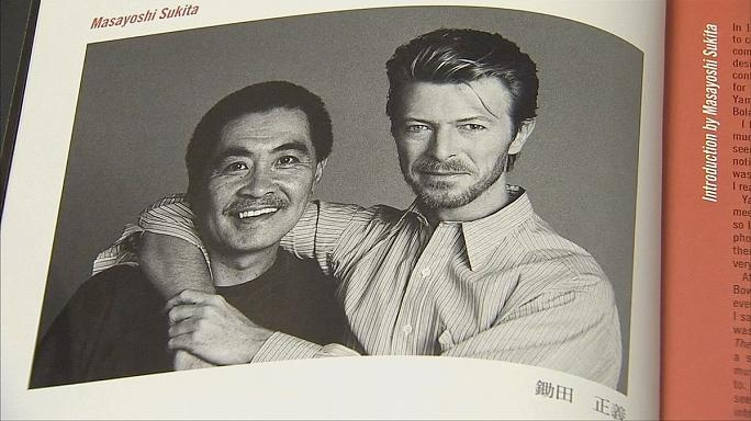 'Under Japanese influence' Sukita's Bowie photos on show