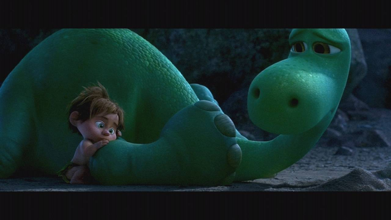 Pixar delves into prehistory with 'The Good Dinosaur'