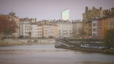 Postcards from Lyon: A changing skyline