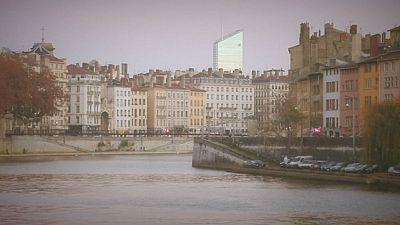 Carte postale : une vue imprenable sur Lyon
