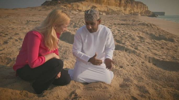 Traveller's diary: Oman and the sea