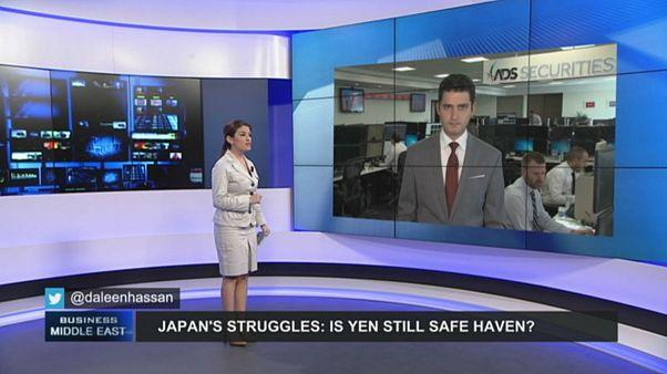رکود اقتصادی در ژاپن و تاثیر آن بر معاملات ارز در بازارهای کشورهای عربی خاورمیانه