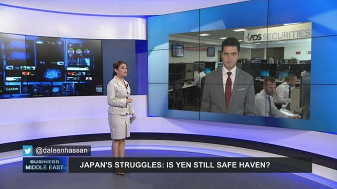 Malgré la récession, le yen japonais reste une monnaie refuge