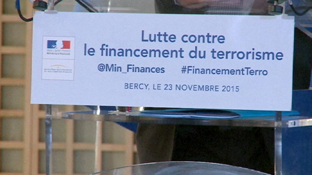 France to clamp down on the financing of terrorism