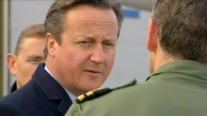 رئيس الوزراء البريطاني يعلن زيادة الإنفاق العسكري لبلاده