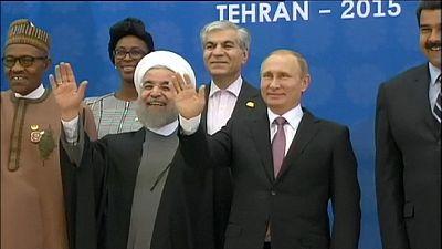 Fórum de produtores de gás leva Putin ao Irão