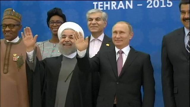 Экспортеры газа встретились в Иране