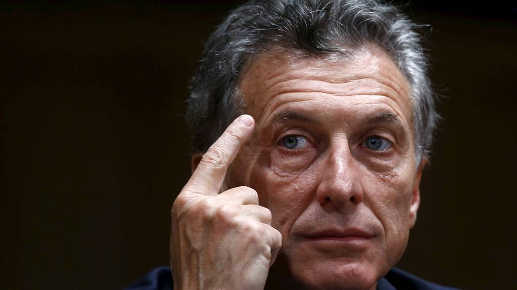 "Macri promises radical economic ""new era"" for Argentina"