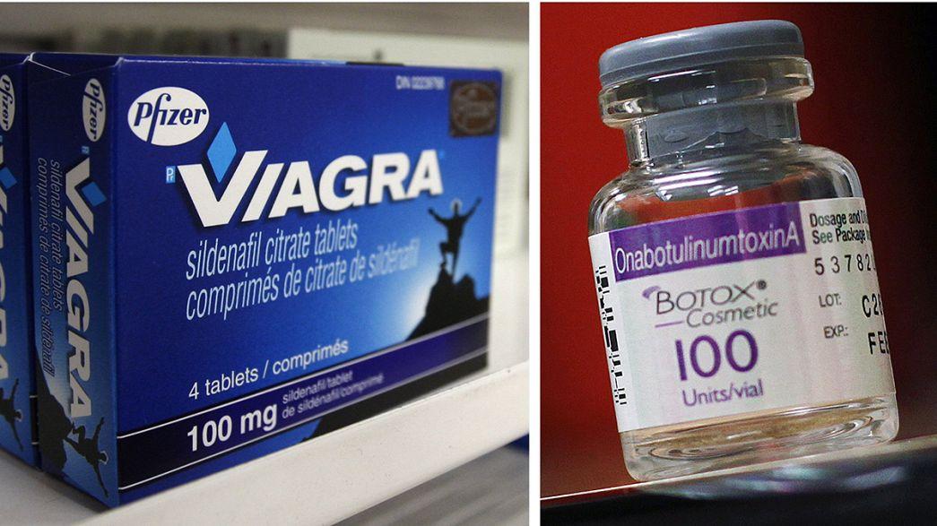 Unione Pfizer-Allergan: Viagra e Botox insieme per schivare fisco Usa