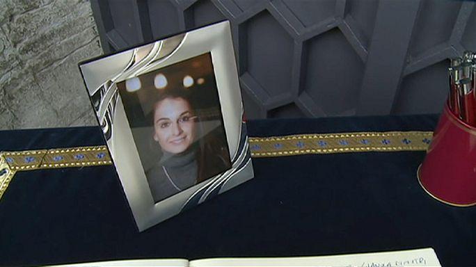 Paris saldırılarında ölen İtalyan öğrenci Venedik'te anıldı