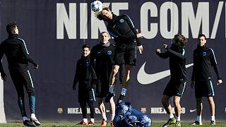 برشلونة يستعد لعودة ليونيل ميسي