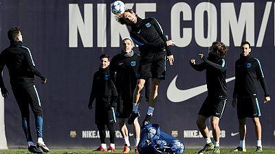 Messi retrouve la C1