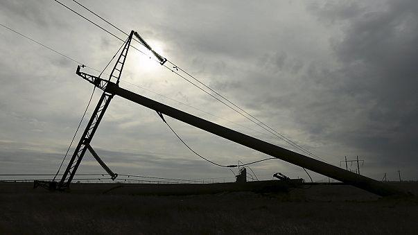 Krim weiter ohne Strom